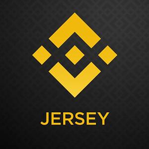 Binance Jersey