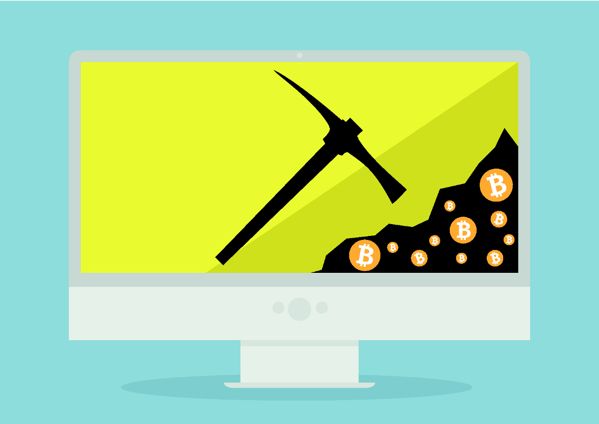 use your computer to make money mining cryptocurrency