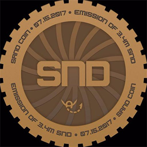 Logo Sandcoin