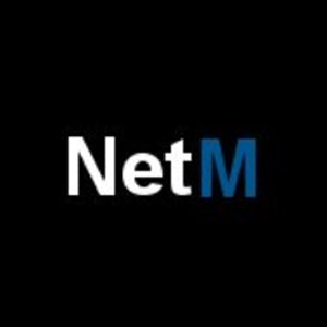 Logo NetM