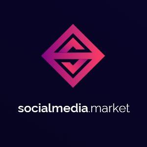 Logo Social Media Market