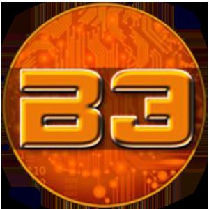 Logo B3 Coin