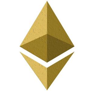 Logo Ethereum Gold