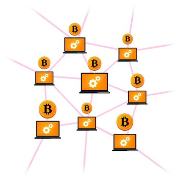 Bitcoin network transaction verification