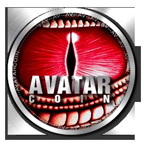 Logo Avatar Coin
