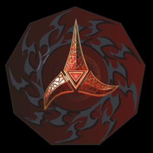 Logo Klingon Empire Darsek