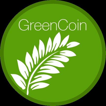 Logo GreenCoin