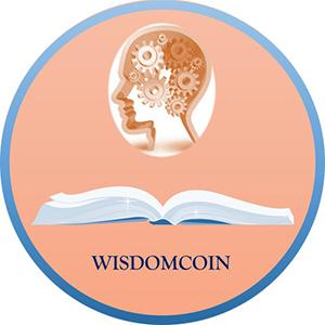 Logo WisdomCoin