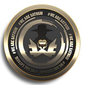 Logo WeAreSatoshi