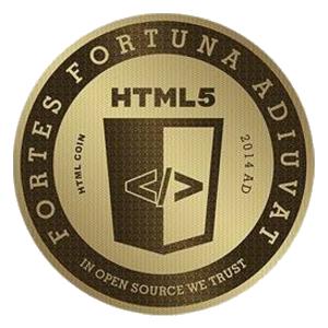 Logo HTML5 Coin