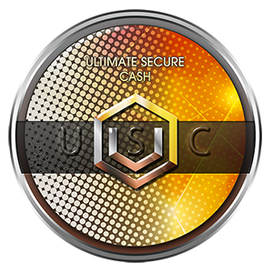 Logo Ultimate Secure Cash