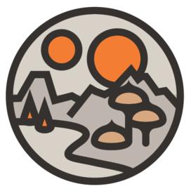 Logo Decentraland