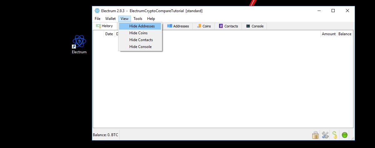 Electrum App Sync With Desktop Myetherwallet Generate New Address