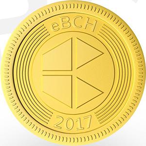 Logo eBitcoinCash