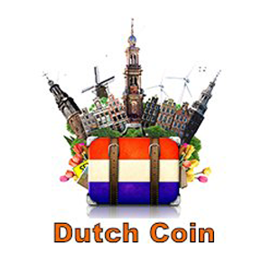 Logo Dutch Coin