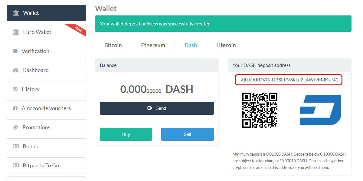 Exchanges Bitcoin Cash Deposit Aws Mining Ethereum Calculator