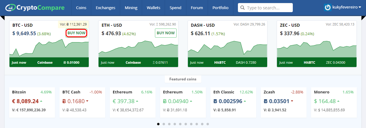 How to buy bitcoin from cryptocompare usd euro accepted step 2 once there type the amount you want to buy you can write on the btc gap or on the usdeuro gap your bitcoin address on the field below and ccuart Image collections