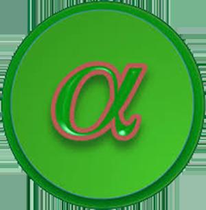 Logo AlphaCoin