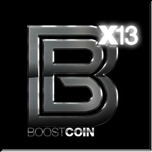 Logo BoostCoin