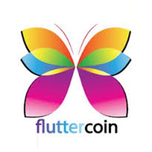 Logo FlutterCoin