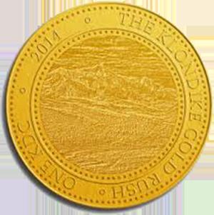 Logo Klondike Coin