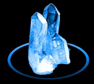 Logo Minerals Coin