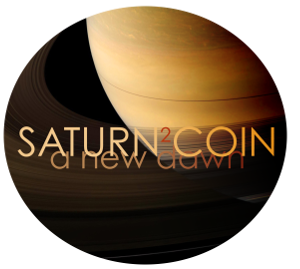 Logo Saturn2Coin