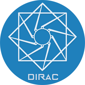 Logo Dirac Coin