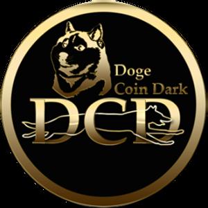 Logo DogeCoinDark