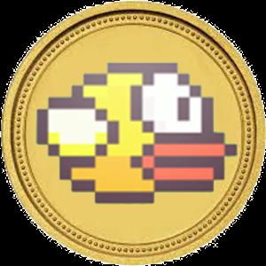 Logo Flappy Coin