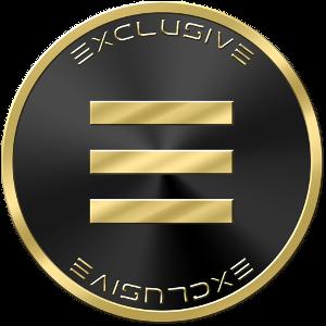 Logo Exclusive Coin