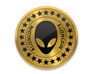 Logo AlienCoin