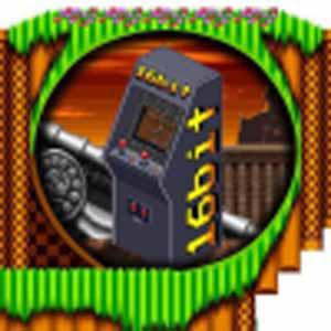 Logo 16BitCoin