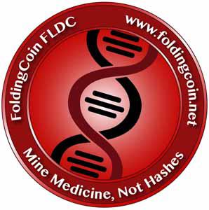 Logo Folding Coin