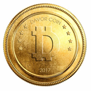 Logo DavorCoin