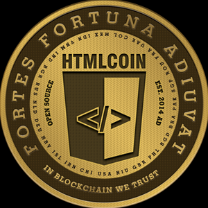 HTMLCOIN (HTML) Cryptocurrency