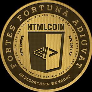 Logo HTML Coin