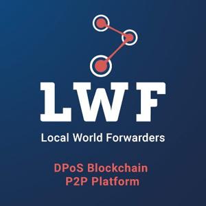 Logo Local World Forwarders