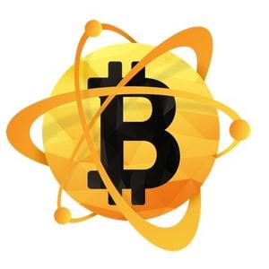 Logo Bitcoin Atom