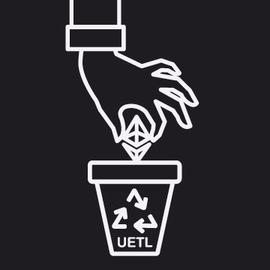Logo Useless Eth Token Lite