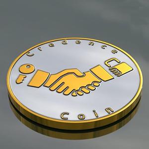 Logo Credence Coin