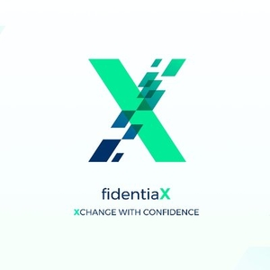 Logo fidentiaX