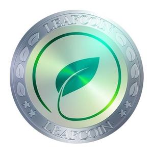 Logo LeafCoin