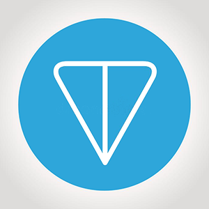 Logo Telegram Open Network