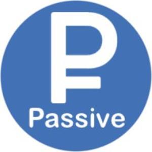 Logo Passive Coin