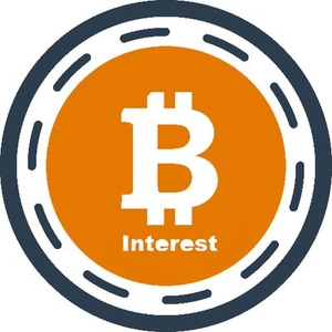 Logo Bitcoin Interest