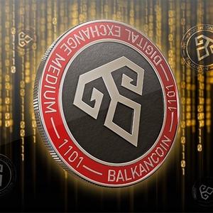 Logo Balkancoin