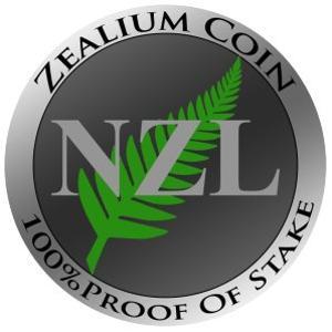 Logo Zealium