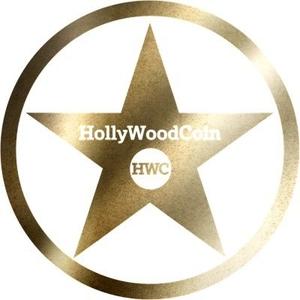 Logo HollyWoodCoin