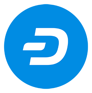 dash cryptocurrency stock price